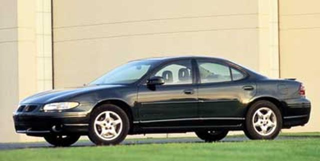 Photo 1999 Pontiac Grand Prix SE