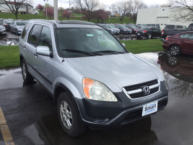 Photo 2002 Honda CR-V EX
