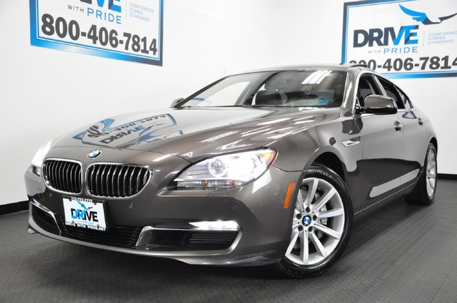 Photo 2013 BMW 640 Gran Coupe 640I GRAN COUPE 41K 1 OWN FACT