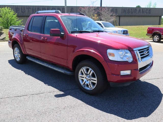 Photo 2010 Ford Explorer Sport Trac Limited