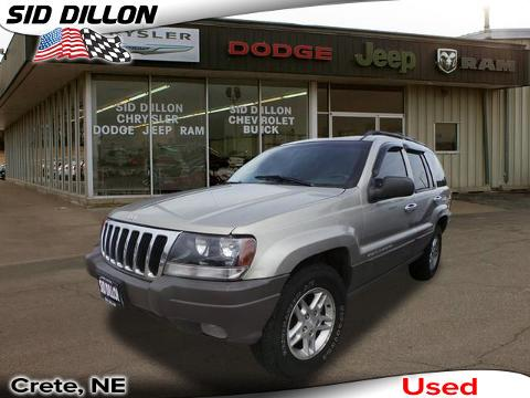Photo 2003 Jeep Grand Cherokee Laredo