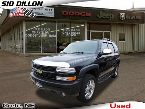 Photo 2005 Chevrolet Tahoe 4DR-4WD