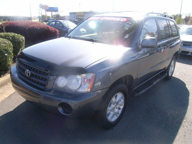 Photo 2002 Toyota Highlander 4DR 2WD AT