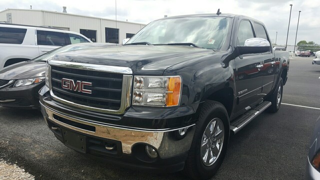 Photo 2011 GMC Sierra 1500 SLT