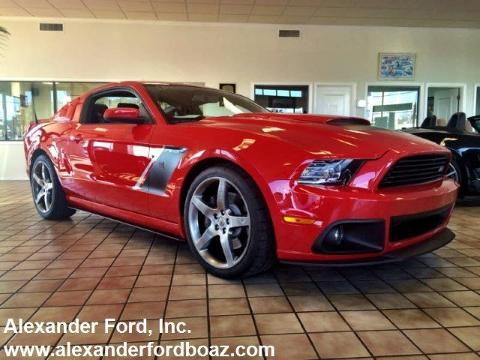 Photo 2013 Ford Mustang Roush Stage 3