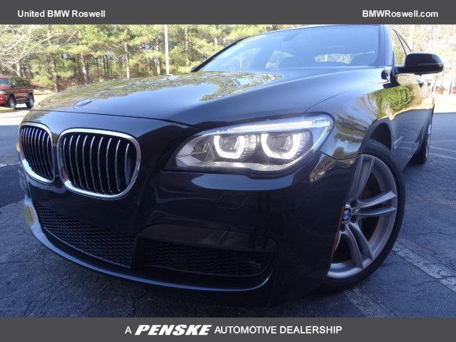 Photo 2013 BMW 750