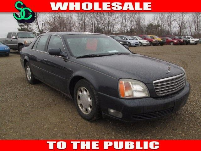 Photo 2000 Cadillac DeVille Base