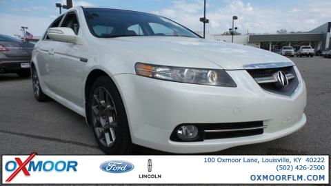 Photo 2008 Acura TL Type S w Navigation