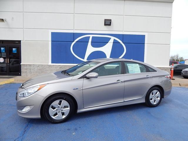 Photo 2012 Hyundai Sonata Hybrid