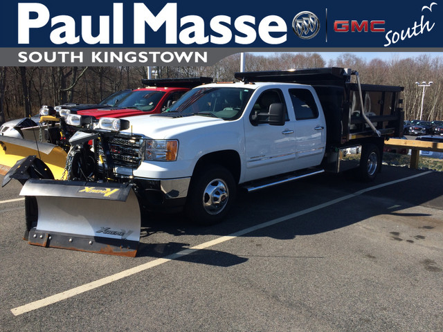 Photo 2013 GMC Sierra 3500HD WT DRW