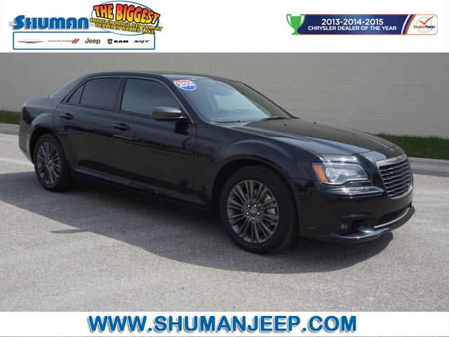 Photo 2014 Chrysler 300C John Varvatos Luxury