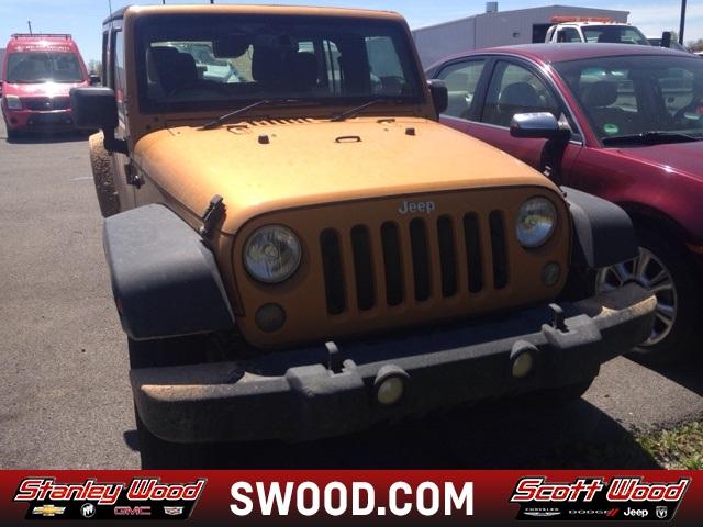 Photo 2014 Jeep Wrangler Unlimited Sport RHD 4x4