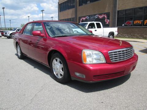 Photo 2003 Cadillac DeVille Base