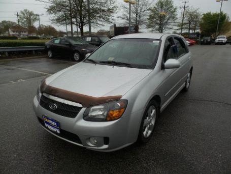 Photo 2008 Kia Spectra5 SX