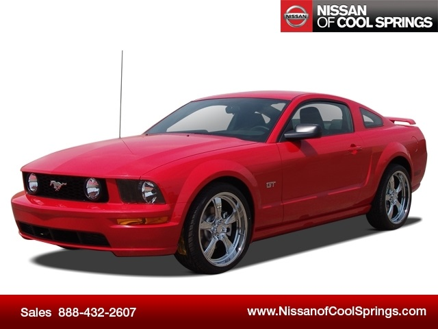 Photo 2005 Ford Mustang quotquot