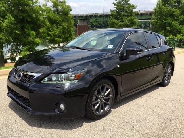 Photo 2012 Lexus CT 200h 200h Premium