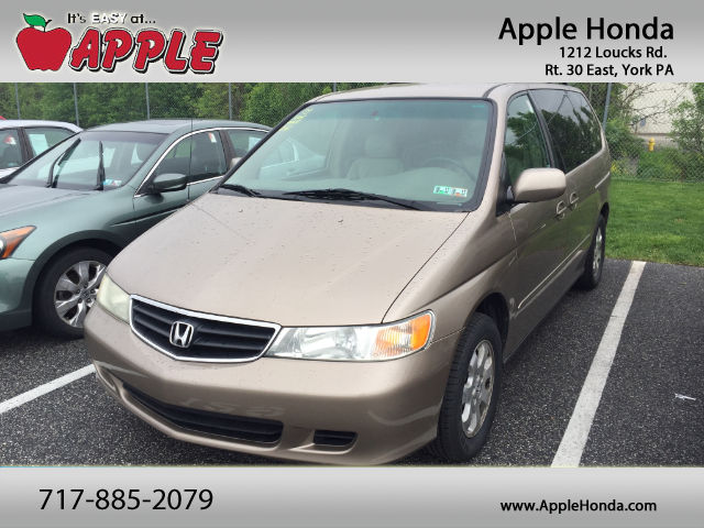 Photo 2003 Honda Odyssey EX-L