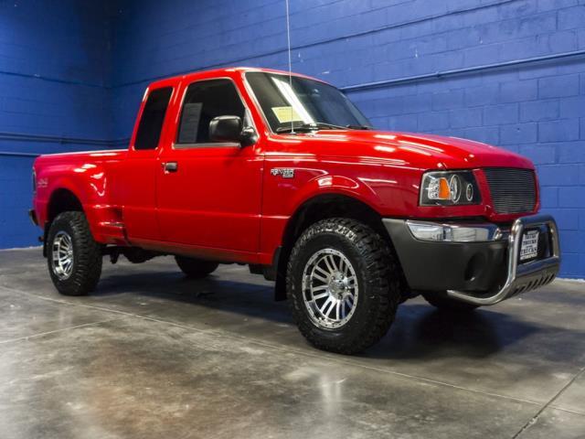 Photo 2001 Ford Ranger XLT 4x4
