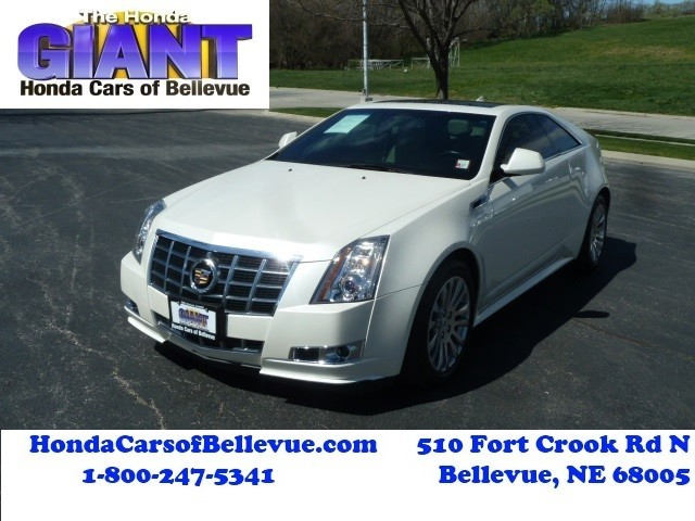 Photo 2012 Cadillac CTS Performance AWD