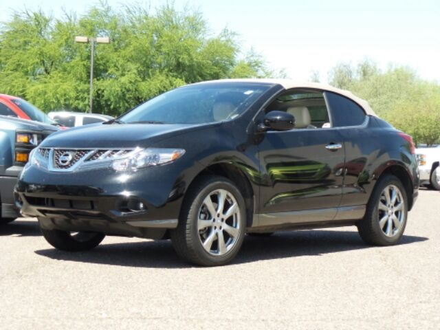 Photo 2014 Nissan Murano CrossCabriolet Base