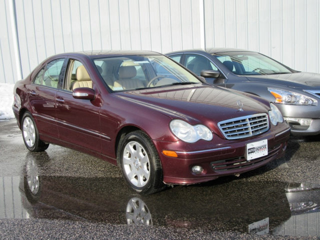 Photo 2006 Mercedes-Benz C-Class C280 4dr Luxury Sedan 3.0L 4MA