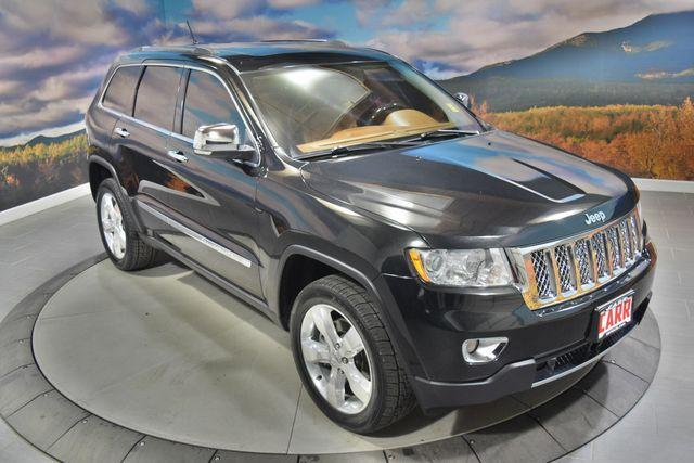 Photo 2012 Jeep Grand Cherokee 4WD 4dr Overland Summit