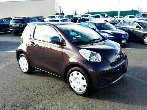 Photo 2012 Scion iQ Base