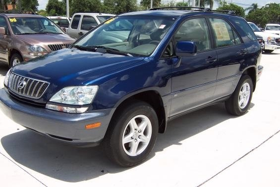 Photo 2002 Lexus RX 300 300