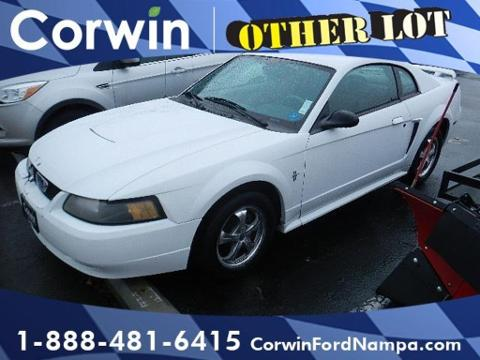Photo 2003 Ford Mustang