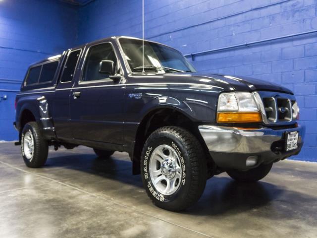 Photo 2000 Ford Ranger XLT Step Side 4x4