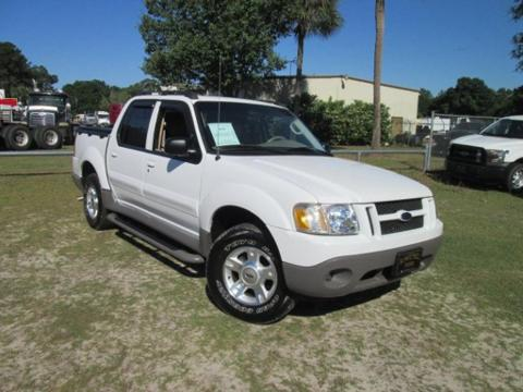 Photo 2003 Ford Explorer Sport Trac XLT