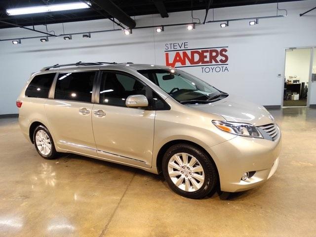 Photo 2015 Toyota Sienna Limited