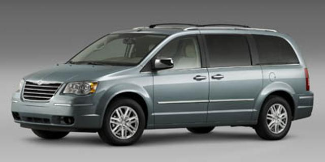 Photo 2008 Chrysler Town and Country 4dr Wgn Touring