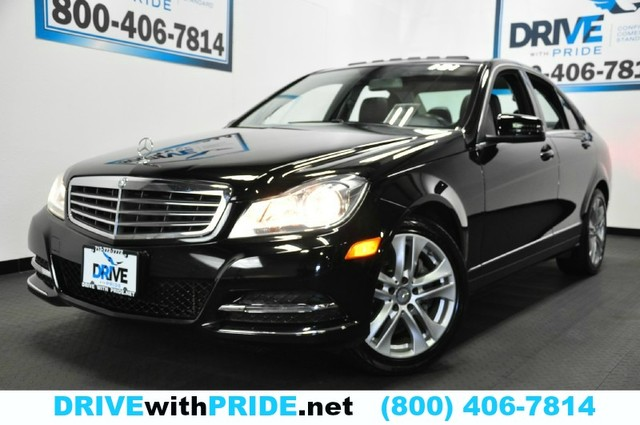 Photo 2013 Mercedes-Benz C-Class C300 LUXURY AWD 1 OWN FACT WRN