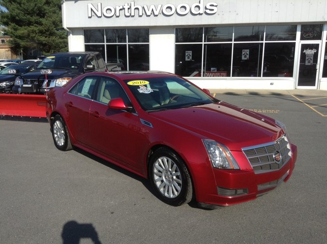 Photo 2010 Cadillac CTS Luxury