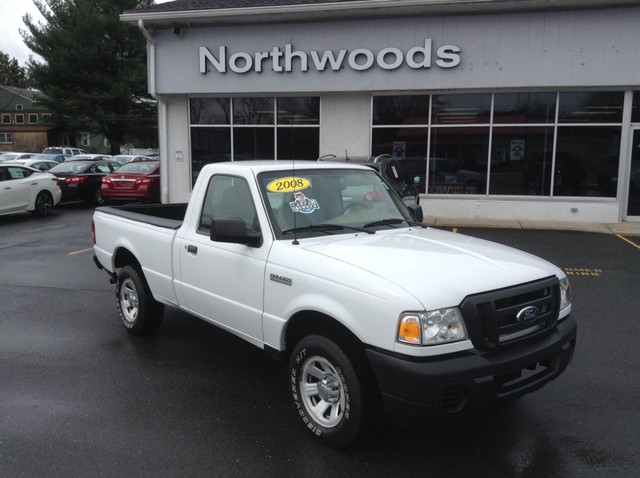 Photo 2008 Ford Ranger XL