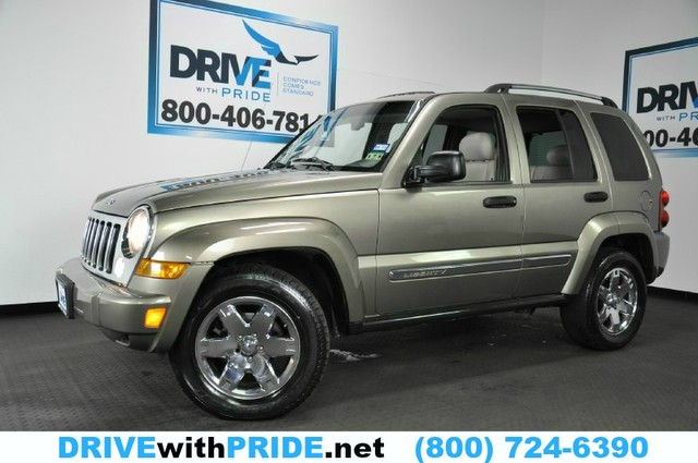 Photo 2006 Jeep Liberty LIMITED V6 LEATHER CHROME SUNR