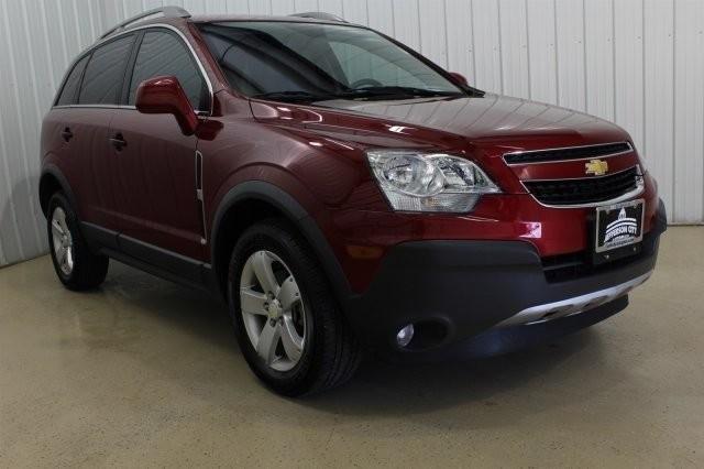 Photo 2012 Chevrolet Captiva Sport