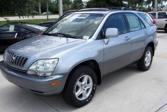 Photo 2000 Lexus RX 300 300