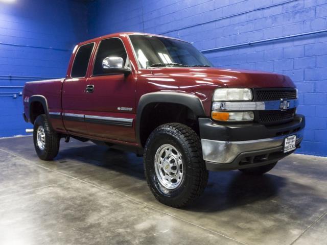 Photo 2002 Chevrolet Silverado 2500HD 2500HD LS 4x4