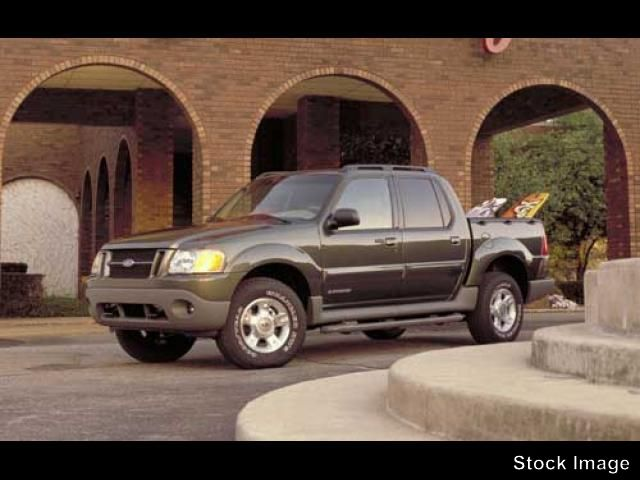 Photo 2004 Ford Explorer Sport Trac 4DR 126  WB 4WD XLT