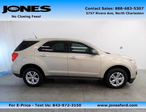 Photo 2012 Chevrolet Equinox LS