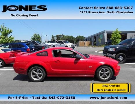 Photo 2005 Ford Mustang GT Premium