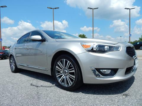 Photo 2014 Kia Cadenza Premium