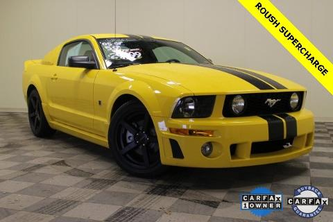 Photo 2005 Ford Mustang ROUSH SUPERCHARGE
