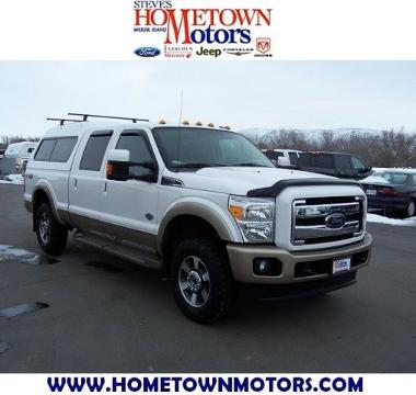 Photo 2013 Ford F-250 King Ranch