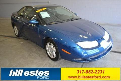 Photo 2002 Saturn S-Series SC2