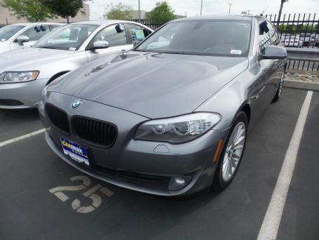 Photo 2012 BMW 535 XI