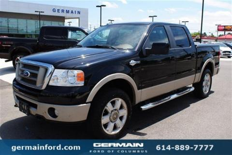 Photo 2007 Ford F-150 SuperCrew King Ranch