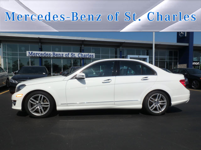 Photo 2013 Mercedes-Benz C-Class 4DR SDN C300 C300